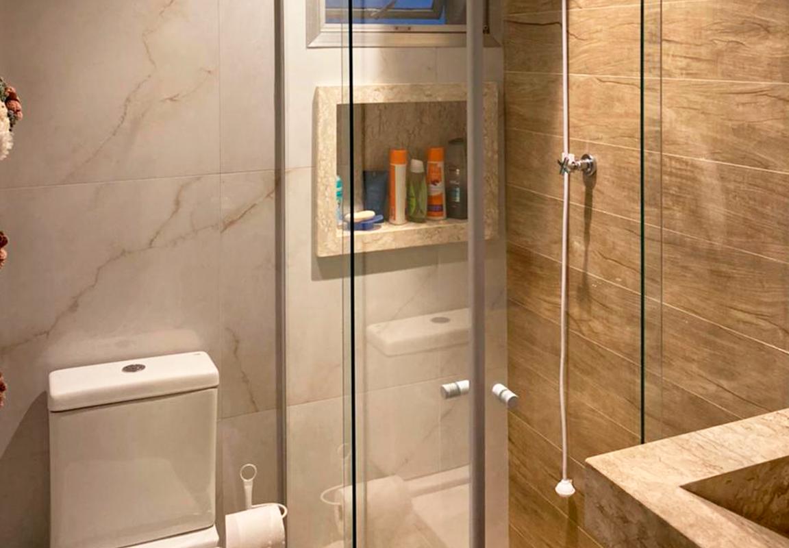 Architecture Home banheiro